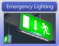 Emergency Lighting installed and supplied by Kingsmill Electrical Services